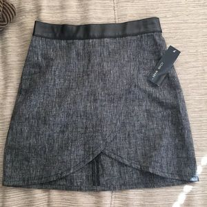 Gray Skirt. New With Tags!!
